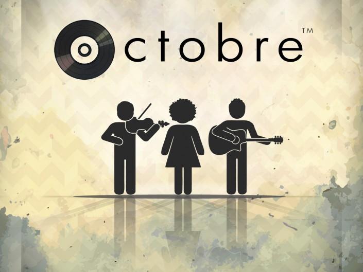Pochette d'Album – Octobre