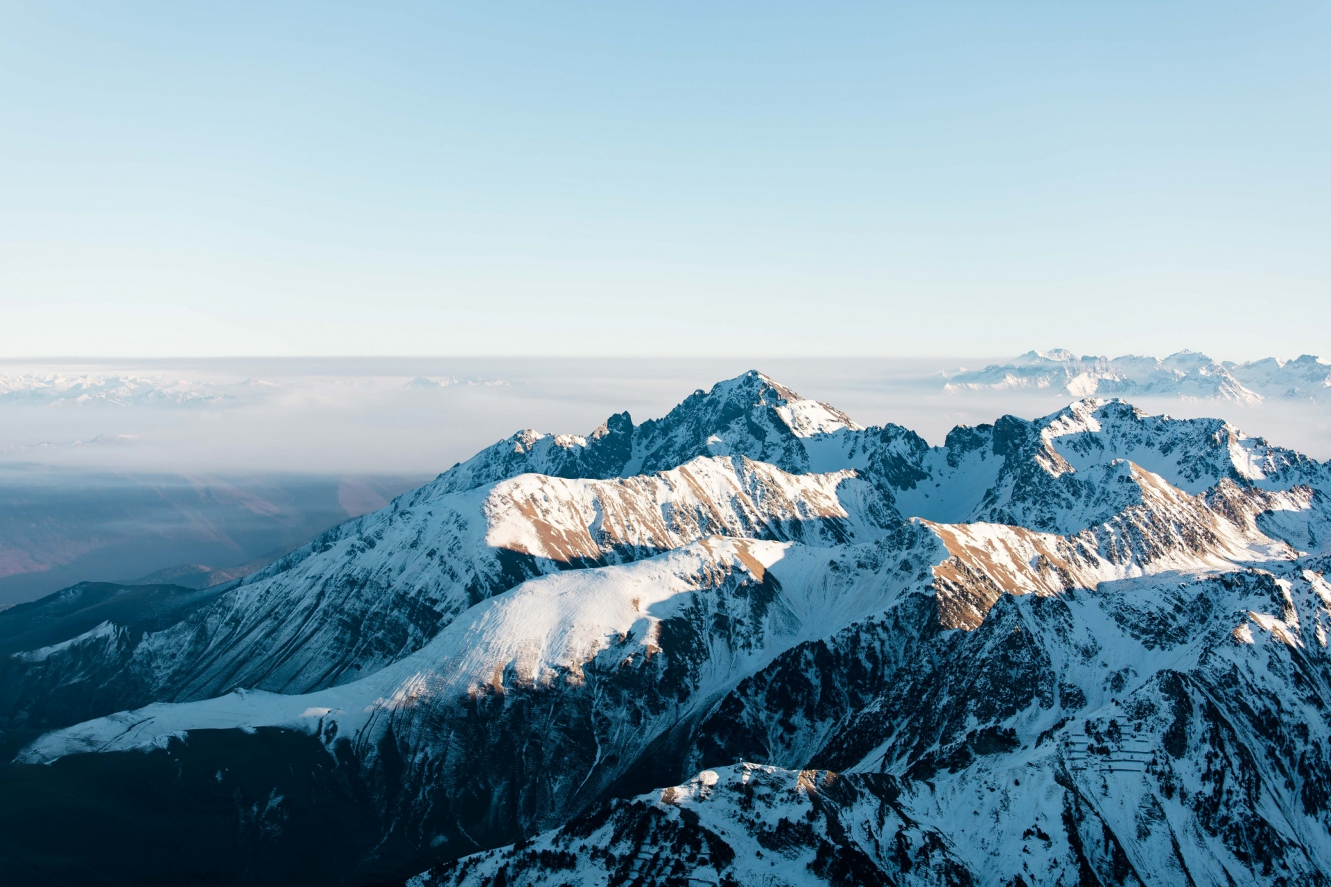 Les Pyrénées - Pic du Midi